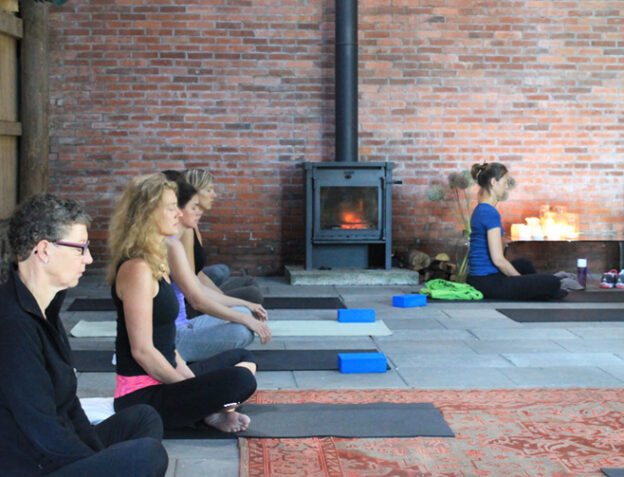 Mindfulness & Yoga weekend 5